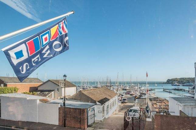Thumbnail Semi-detached house for sale in Birmingham Road, Cowes