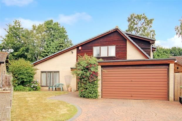Thumbnail Detached house for sale in Scotsdale Close, Petts Wood, Orpington