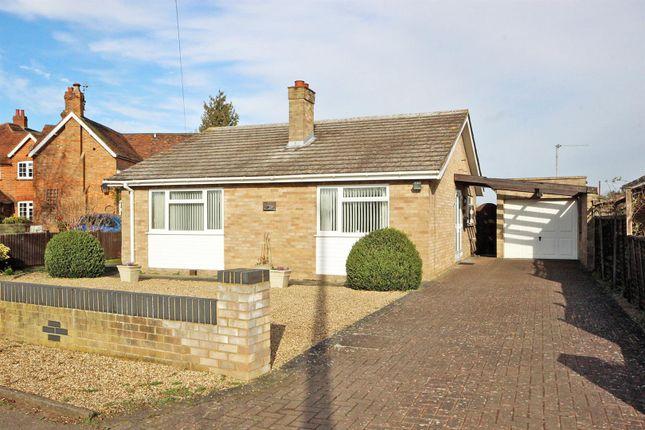 Thumbnail Detached bungalow for sale in Duck End Lane, Biddenham, Bedford