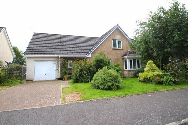 Thumbnail Detached house for sale in Bard's Way, Tillicoultry
