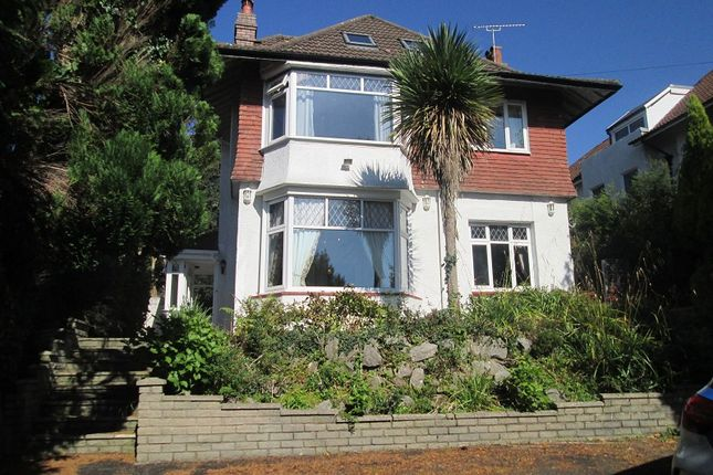 Thumbnail Detached house to rent in Gower Road, Sketty, Swansea, City And County Of Swansea.