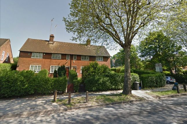 Terraced house for sale in Falloden Way, Hampstead Garden Suberb