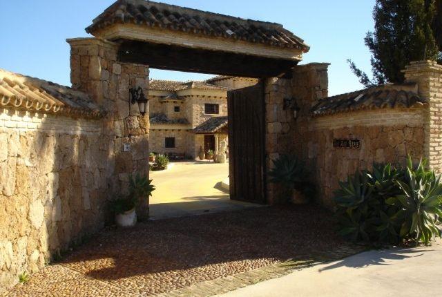 Entrance of Spain, Málaga, Alhaurín De La Torre