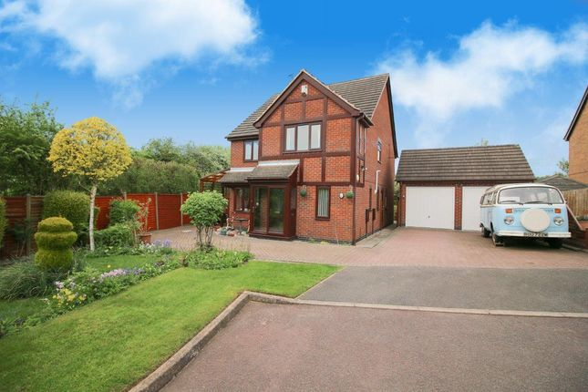 Thumbnail Detached house for sale in Brechin Close, Arnold, Nottingham