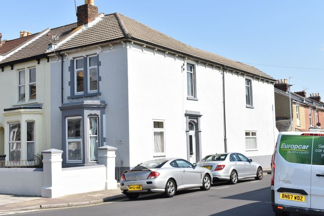 Thumbnail Terraced house to rent in St. Andrews Road, Southsea