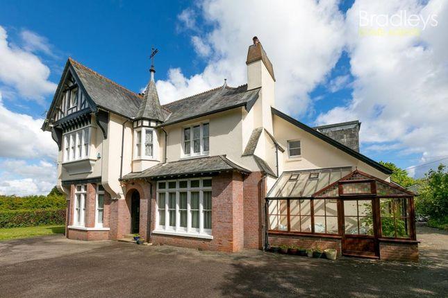 Thumbnail Detached house for sale in Tavistock Road, Callington, Cornwall