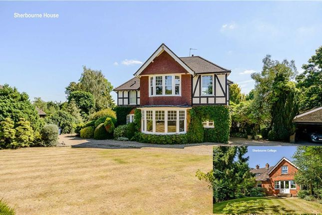 Thumbnail Detached house for sale in Hadley Highstone, Barnet, Hertfordshire