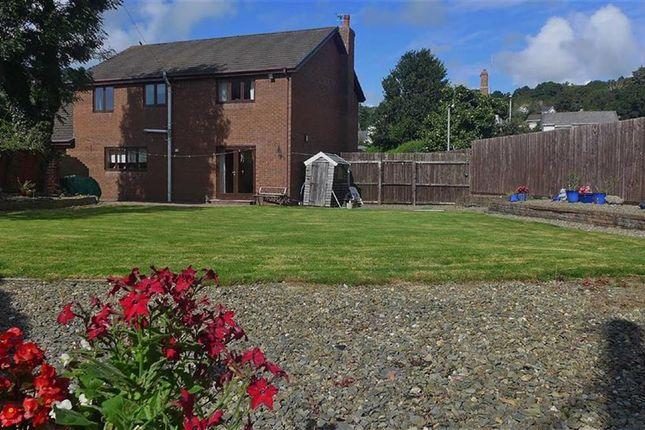 Thumbnail Detached house for sale in Pwllhobi, Aberystwyth, Ceredigion
