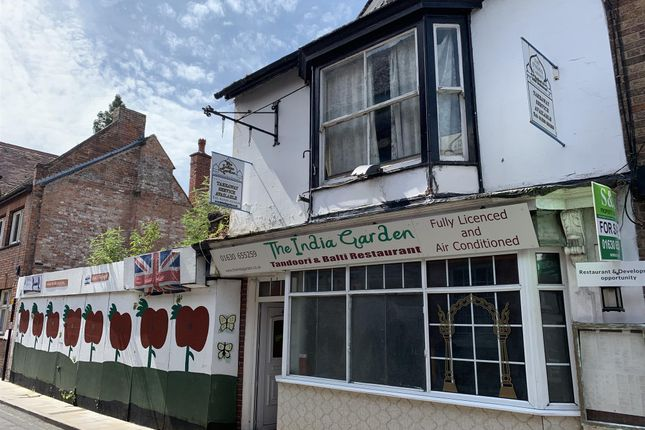 Thumbnail Restaurant/cafe for sale in St. Marys Street, Market Drayton