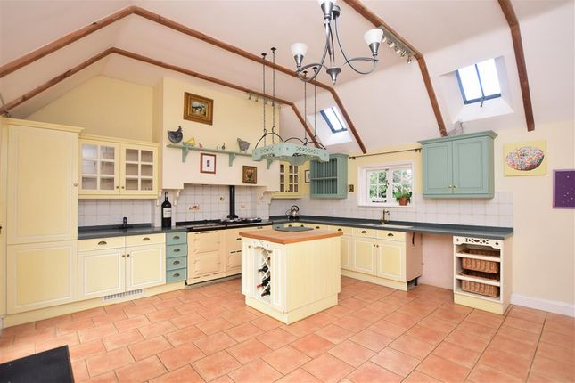 Thumbnail Detached house for sale in Hawkshill Camp Road, Walmer, Deal, Kent