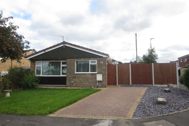 Thumbnail Detached bungalow for sale in Clermont Avenue, Hanford, Stoke-On-Trent