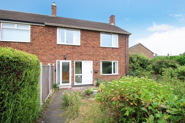 End terrace house for sale in Rylands Close, Beeston, Nottingham