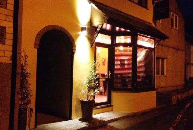 Thumbnail Restaurant/cafe for sale in Greenfield Terrace, Hill Street, Menai Bridge