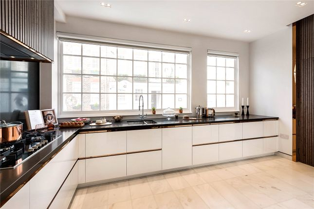 Kitchen of Fairholt Street, Knightsbridge, London SW7