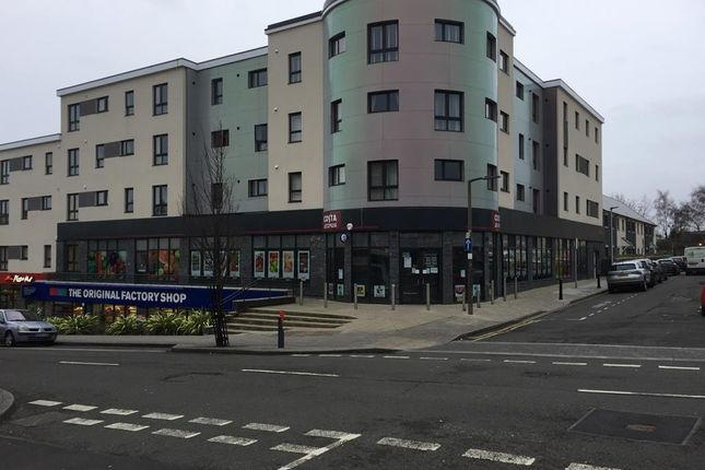 Thumbnail Retail premises to let in Ty'r Gyfraith, Thompson Street, Barry, Vale Of Glamorgan