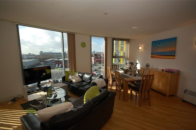 Thumbnail Flat for sale in Ovale, 12 Pollard, Manchester