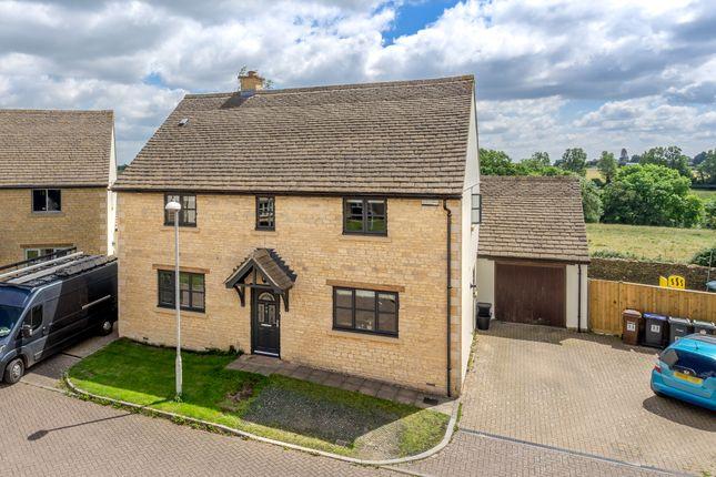 Thumbnail Detached house for sale in Beaufort View, Luckington, Chippenham