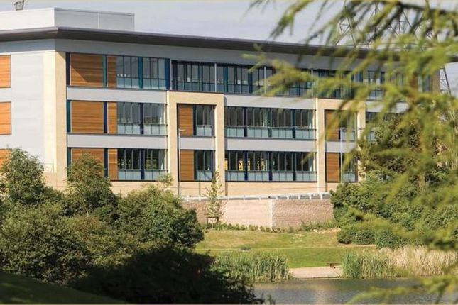 Thumbnail Office to let in Part 2F Lakeview West, Galleon Boulevard, Crossways Business Park, Dartford, Kent