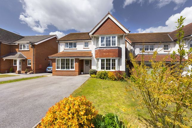 4 bed detached house for sale in Graburn Way, Barton-Upon-Humber, North Lincolnshire DN18