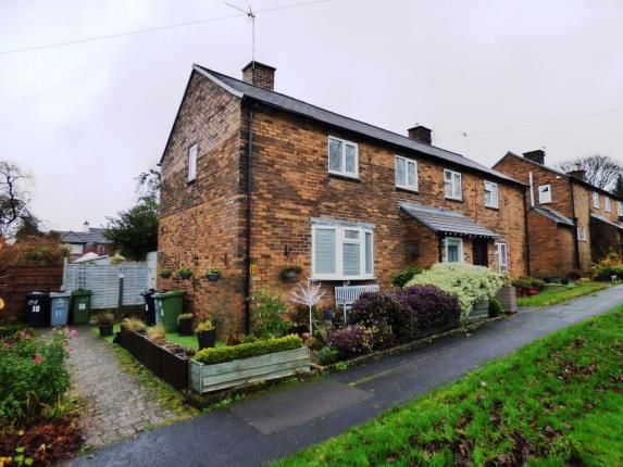 2 bed semi-detached house for sale in Royal Road, Disley, Stockport, Cheshire SK12