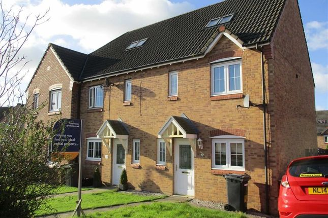 Thumbnail Town house to rent in Rowntree Gardens, Egremont