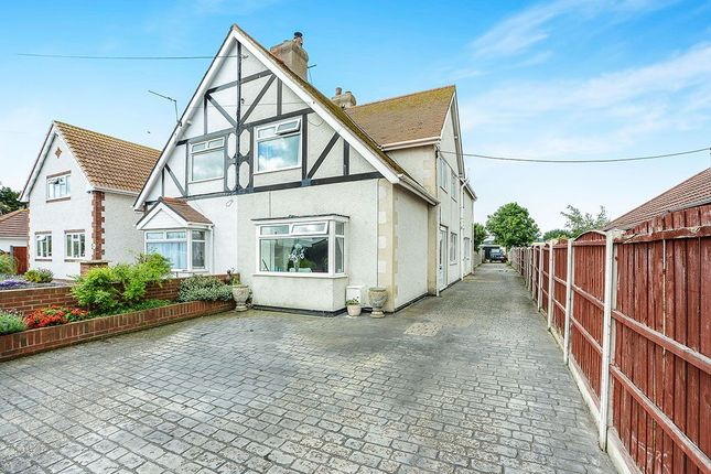 Thumbnail Semi-detached house for sale in Towyn Way West, Towyn, Abergele