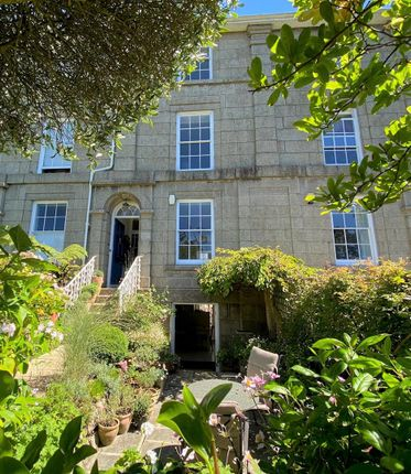 Thumbnail Terraced house for sale in St. Marys Terrace, Penzance