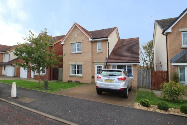 Thumbnail Detached house for sale in Denny Crescent, Saltcoats, North Ayrshire