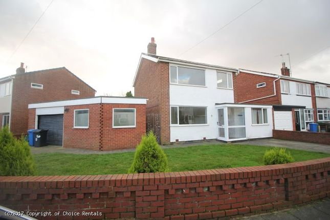 Thumbnail Property to rent in Fairholmes Way, Thornton Cleveleys