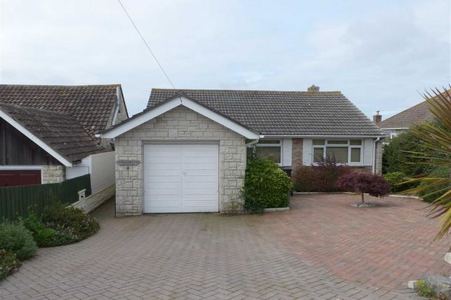 Thumbnail Detached bungalow for sale in Churchward Avenue, Weymouth, Dorset