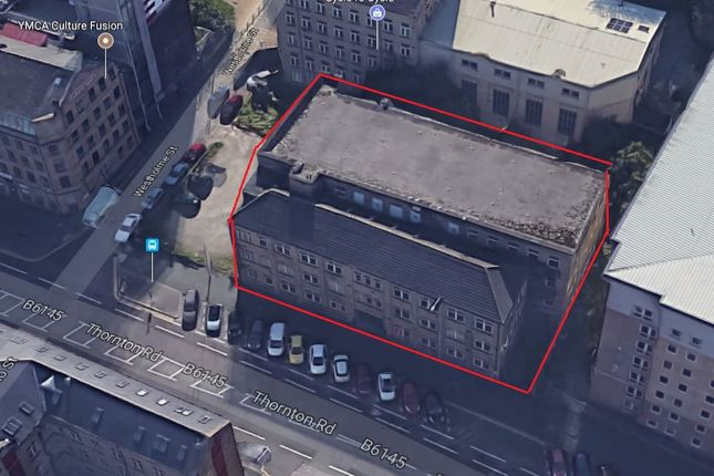Thumbnail Office for sale in Thornton Road, Bradford