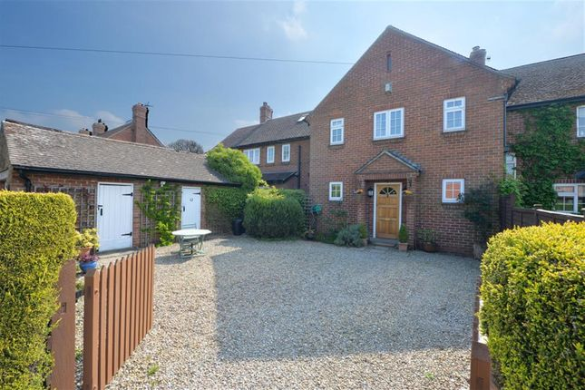 Thumbnail Terraced house for sale in New Lane, Nun Monkton, York