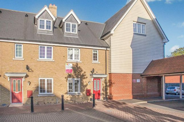 Thumbnail Property to rent in Weetmans Drive, Colchester