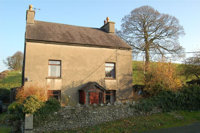 Front Elevation of Dove House Farm, Cow Brow, Lupton, Carnforth LA6
