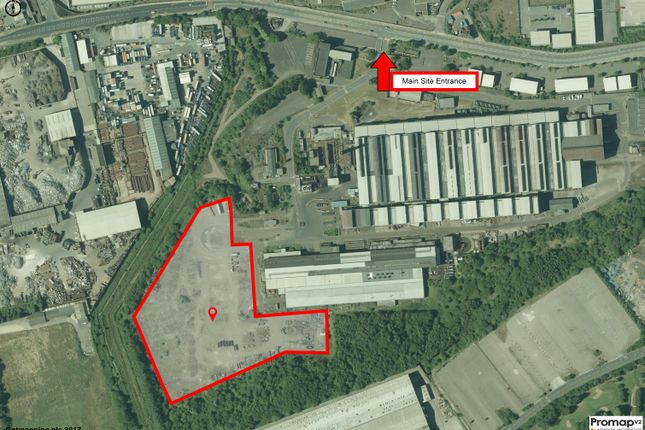 Thumbnail Land to let in Sheffield Road, Rotherham