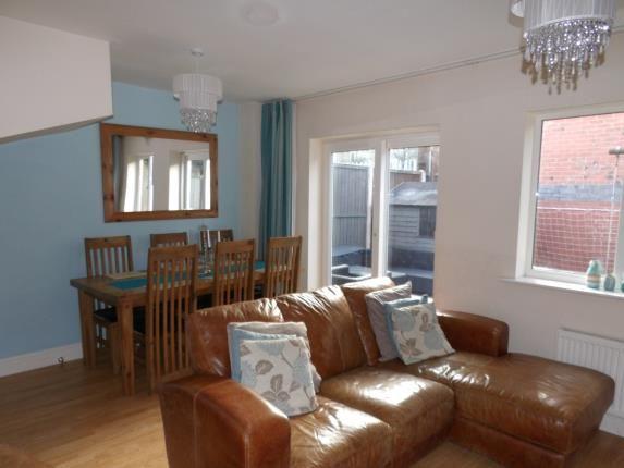 Living Room of Yeomans Parade, Carlton, Nottingham NG4