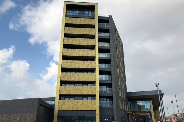 Thumbnail Flat for sale in Hippersley Point, 4 Tilston Bright Square, Abbey Wood, London