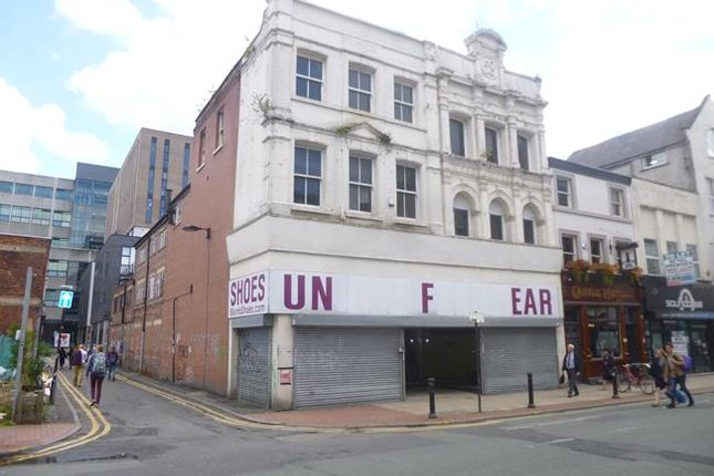 Thumbnail Commercial property for sale in 68-70 Oldham Street, Manchester, Greater Manchester