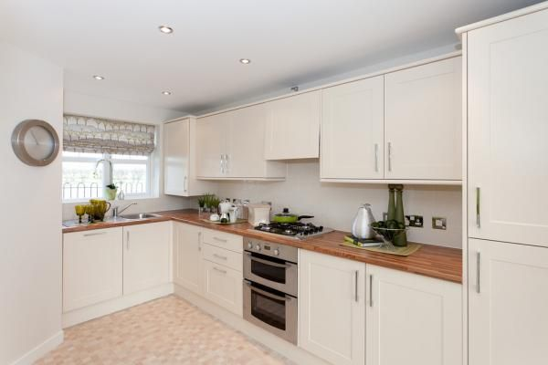 "3 bedroom property for sale in ""The Mulberry At Hedgerows, Bolsover"" at Mooracre Lane, Bolsover, Chesterfield"
