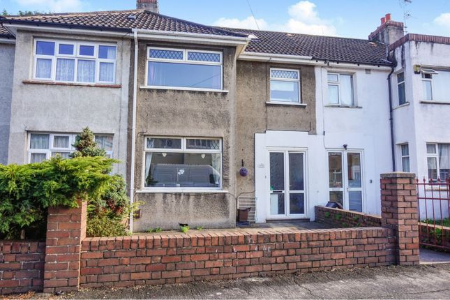 Thumbnail 3 bed terraced house for sale in Kenneth Road, Brislington