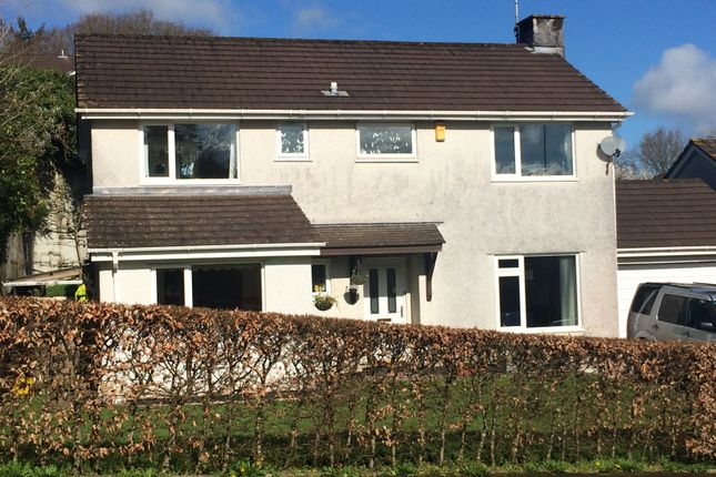 Thumbnail Detached house for sale in Grange Road, Yelverton