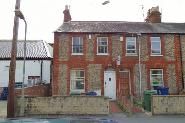 Thumbnail Terraced house to rent in Tyndale Road, St Clements, Oxford