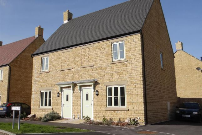 Thumbnail Semi-detached house to rent in Stirling Way, Moreton-In-Marsh