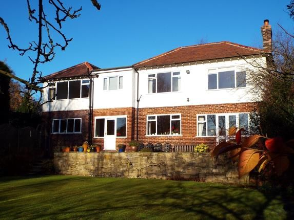 Thumbnail Detached house for sale in Jacksons Edge Road, High Lane, Stockport, Greater Manchester