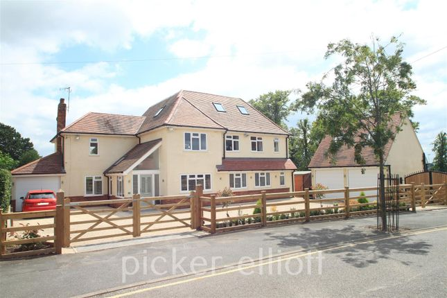 Thumbnail Detached house for sale in Bradgate Road, Hinckley