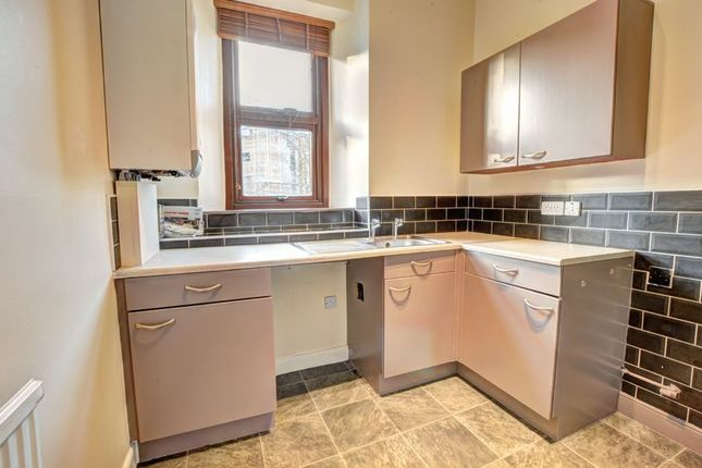 Thumbnail Flat to rent in King Street, Alnwick, Northumberland