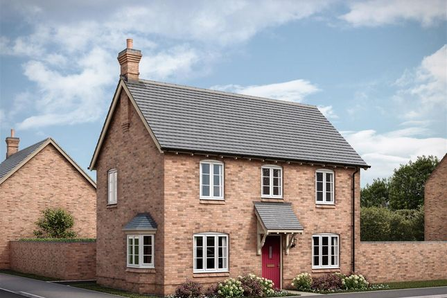 3 bed detached house for sale in Forest Road, Hugglescote, Coalville LE67