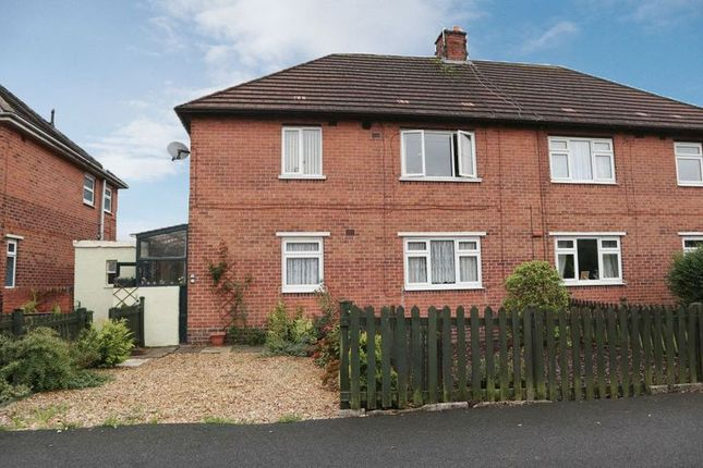 Thumbnail Flat for sale in Emsworth Road, Blurton, Stoke-On-Trent, Staffordshire