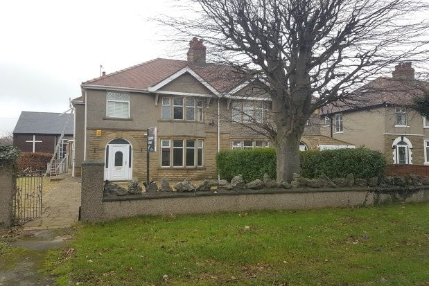 Thumbnail Property to rent in Morecambe Road, Morecambe