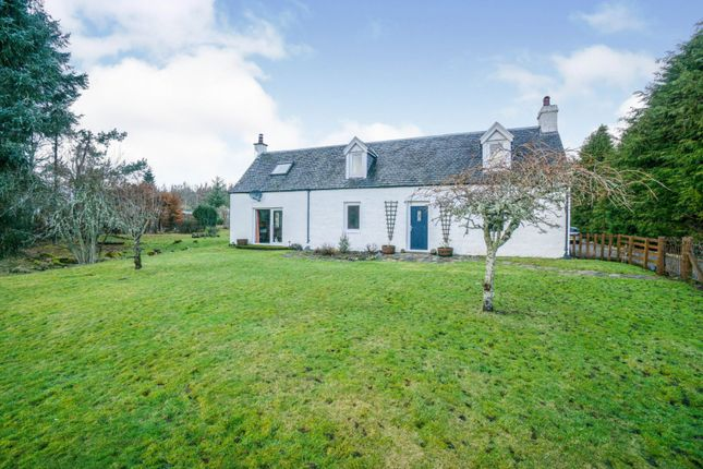 4 bed detached house for sale in Dalchreichart Glenmoriston, Inverness IV63